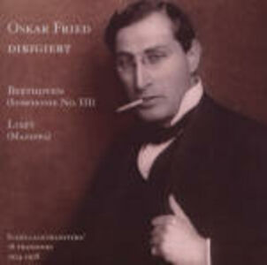 CD Sinfonia n.3 / Mazeppa Ludwig van Beethoven , Franz Liszt