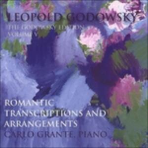 Godowsky Edition vol.5 - CD Audio di Leopold Godowsky