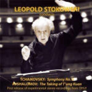 CD Taking of T'ung Kuan / Sinfonia n.5 Pyotr Il'yich Tchaikovsky , Jacob Avshalomov