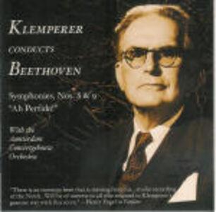 CD Sinfonie n.8, n.9 di Ludwig van Beethoven