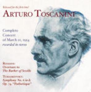 CD Sinfonia n.6 - Ouverture Il barbiere di Siviglia Gioachino Rossini , Pyotr Il'yich Tchaikovsky