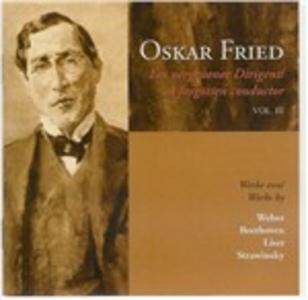 CD Un direttore dimenticato vol.3. Registrazioni di Berlino 1925-1928
