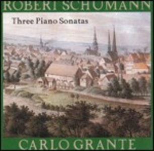 CD Sonate per pianoforte op.11, op.14, op.22 di Robert Schumann