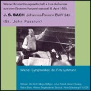 Foto Cover di La Passione secondo Giovanni, CD di AA.VV prodotto da Music and Arts