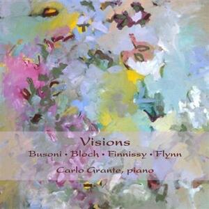 Visions - CD Audio di Carlo Grante
