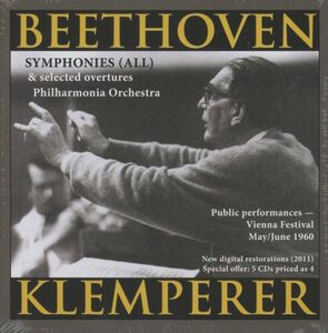 Foto Cover di Sinfonie complete, CD di AA.VV prodotto da Music and Arts