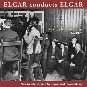 CD Elgar Conduct Elgar di Edward Elgar