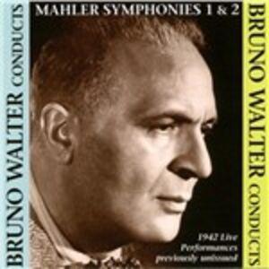 CD Sinfonie N.1, N.2 di Gustav Mahler