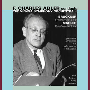 Conducts Vienna - CD Audio di F. Charles Adler