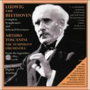 CD Toscanini's 1939 Beethove