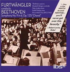 Furtwangler Conducts Beethoven - CD Audio di Ludwig van Beethoven,Wilhelm Furtwängler