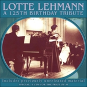 CD A 125th Birthday Tribute