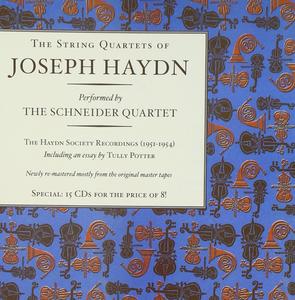 CD Quartetti per Archi di Franz Joseph Haydn