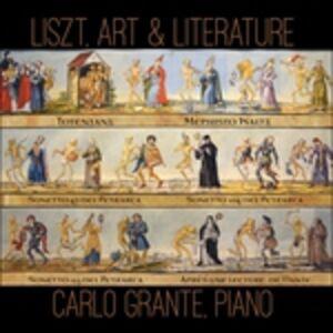 CD Liszt, Art & Literature di Franz Liszt 0