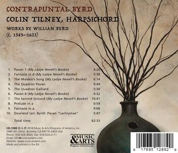 Contrapuntal Byrd - CD Audio di William Byrd - 2