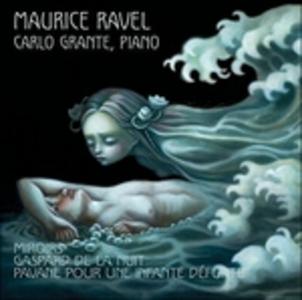 CD Miroirs - Pavane pour une infante défunte - Gaspard de la nuit di Maurice Ravel 0