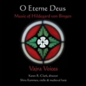 CD O Eterne Deus di Hildegard von Bingen