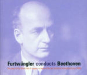 Foto Cover di Sinfonie complete, CD di Ludwig van Beethoven,Wilhelm Furtwängler, prodotto da Music and Arts