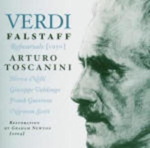 Falstaff (Prova) - CD Audio di Giuseppe Verdi,Arturo Toscanini