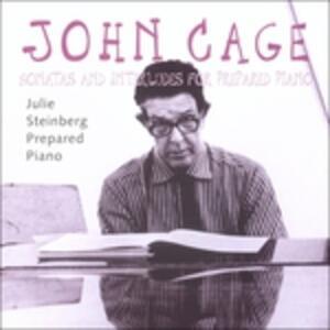 Sonate per pianoforte preparato - CD Audio di John Cage