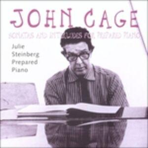 CD Sonate per pianoforte preparato di John Cage 0
