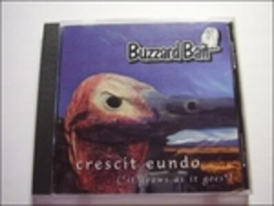Crescit Eundo - CD Audio di Buzzard Bait