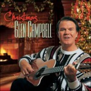 CD Christmas With Glen Campb di Glen Campbell