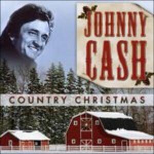 CD Essential Country Xmas di Johnny Cash