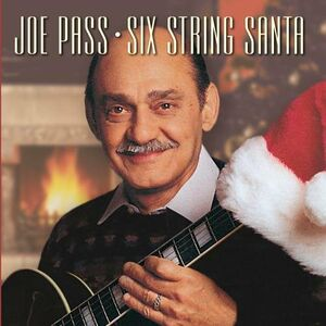 Foto Cover di Christmas Guitar Dreams, CD di Joe Pass, prodotto da Laser