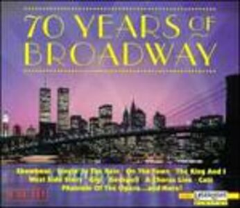 CD 70 Years of Broadway