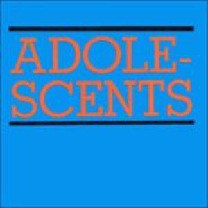Foto Cover di Adolescents, CD di Adolescents, prodotto da Frontier