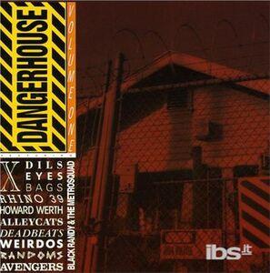 Foto Cover di Dangerhouse 1, CD di  prodotto da Frontier