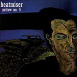 Yellow No.5 - CD Audio di Heatmiser