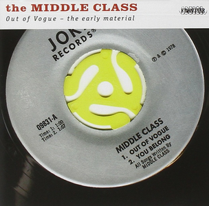 CD Out of Vogue. The Early Materiai di Middle Class