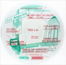 Yes L.a. (Picture Disc) - Vinile LP