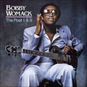 CD Poet I & II di Bobby Womack
