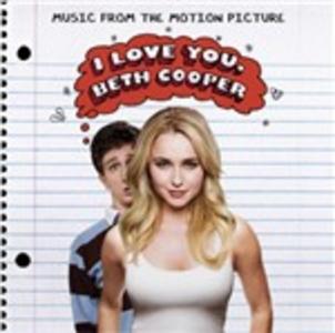 CD I Love You, Beth Cooper (Colonna Sonora)