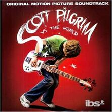 Scott Pilgrim vs the World (Red Coloured Vinyl) (Colonna Sonora) - Vinile LP