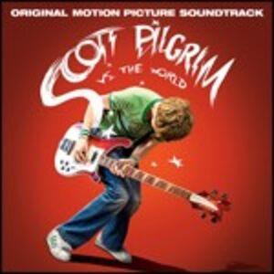 CD Scott Pilgrim Vs. The World (Colonna Sonora)