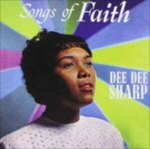 CD Songs of Faith di Dee Dee Sharp