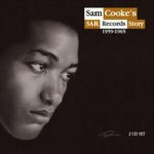Sar Records Story - CD Audio di Sam Cooke