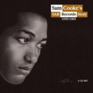 CD Sar Records Story di Sam Cooke