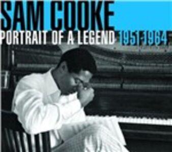 CD Portrait of a Legend 1951-1964 di Sam Cooke