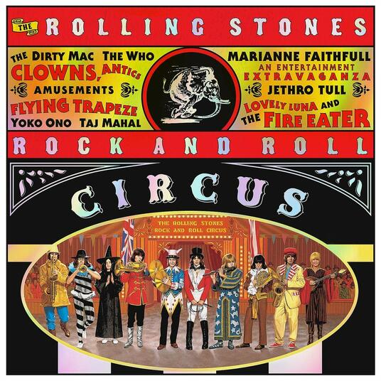 Rock and Roll Circus - Vinile LP di Rolling Stones