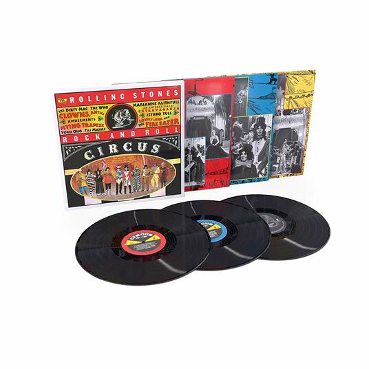 Rock and Roll Circus - Vinile LP di Rolling Stones - 2