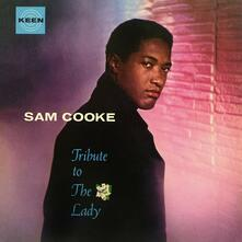 Tribute to the Lady - Vinile LP di Sam Cooke