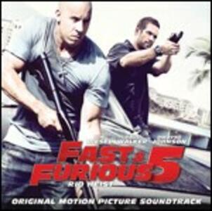 Fast & Furious 5 (Colonna Sonora) - CD Audio