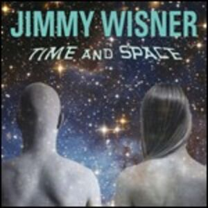 CD Time and Space di Jimmy Wisner