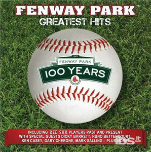 CD Fenway Park Greatest Hits