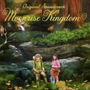 CD Moonrise Kingdom (Colonna Sonora)